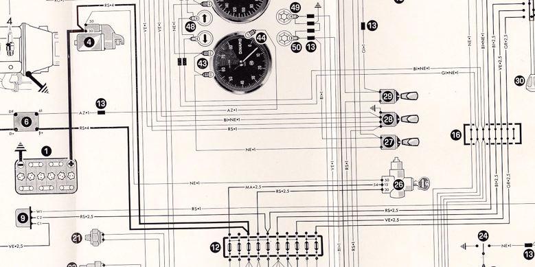 Schema Elettrico Blocchetto Avviamento : Schema collegamento blocchetto accensione