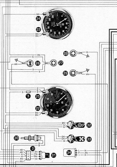 schema elettrico alzacristalli alfa gt  italiano schema di