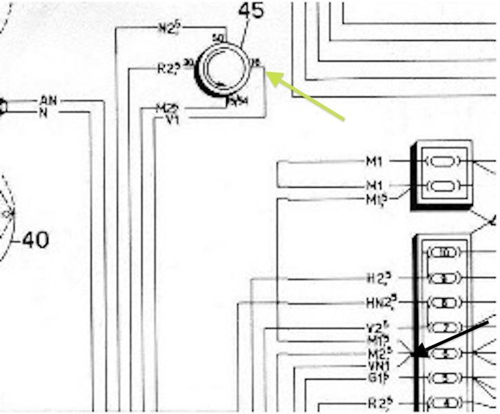 Schema Elettrico Hoverboard : Schema elettrico blocchetto avviamento accensione
